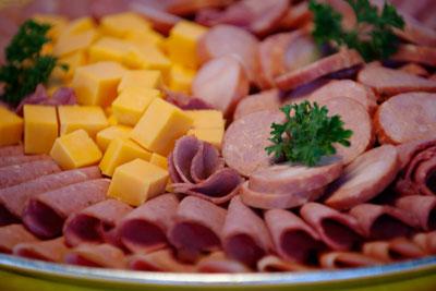 Meat Platter - Tenderloin Meat & Sausage - Meat Winnipeg, Manitoba