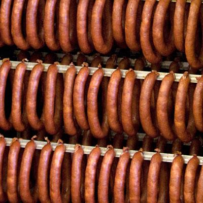 Sausage - Tenderloin Meat & Sausage - Midnight Lunch Winnipeg, Manitoba